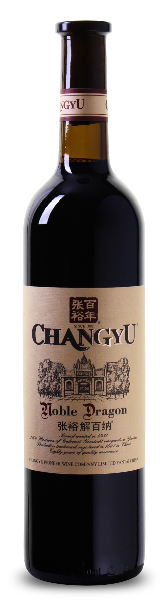 Changyu Noble Dragon Red Wine Yanai