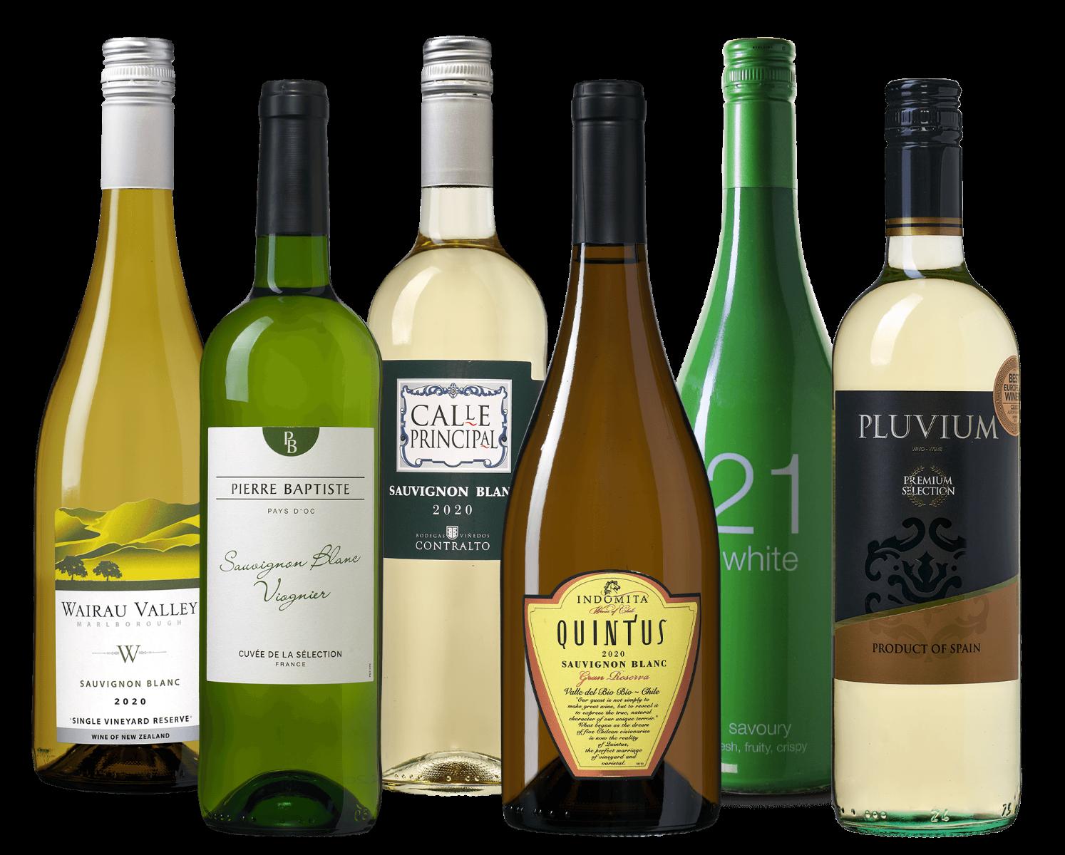 Wijnpakket Sauvignon Blanc