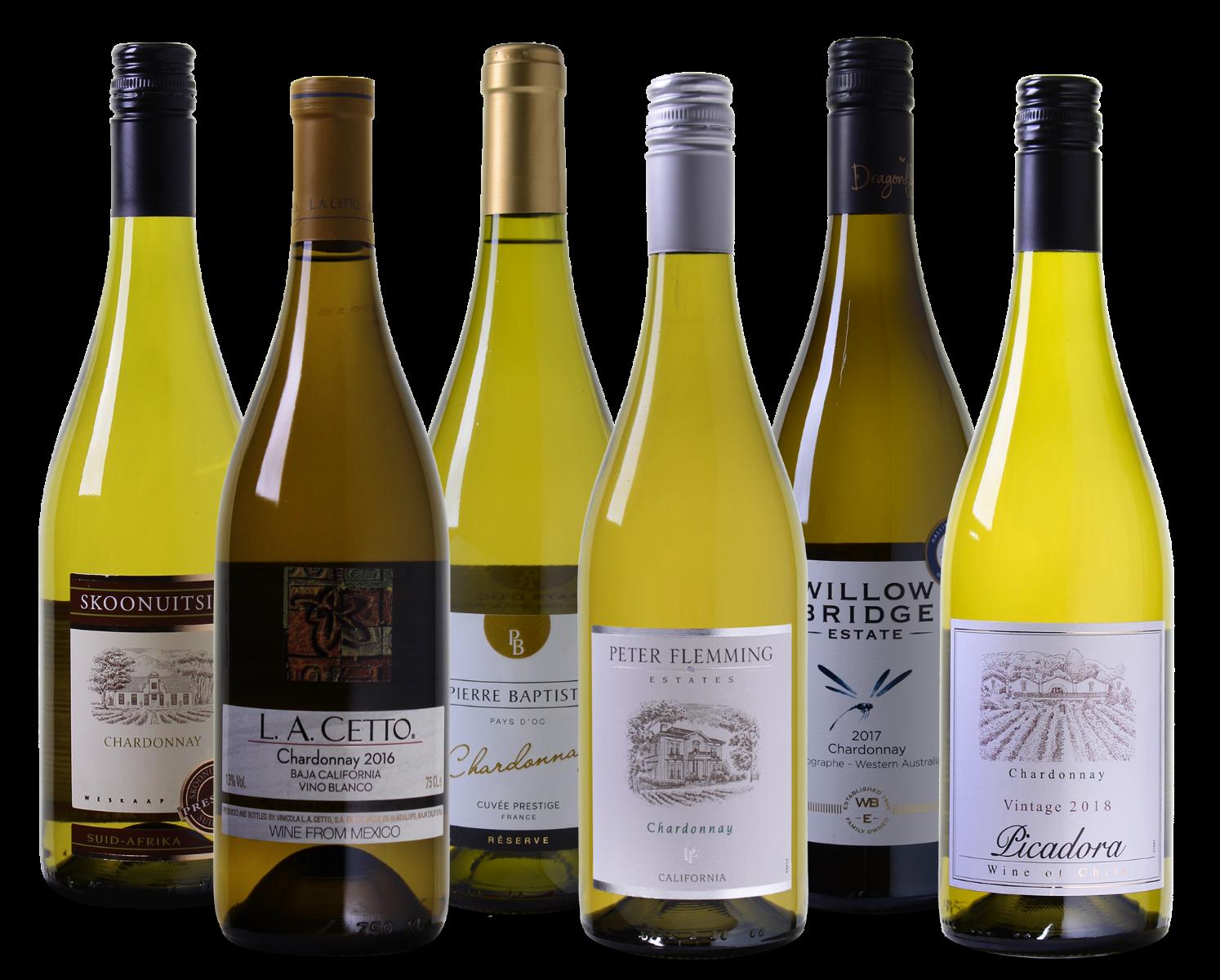 Veelzijdig Chardonnaypakket
