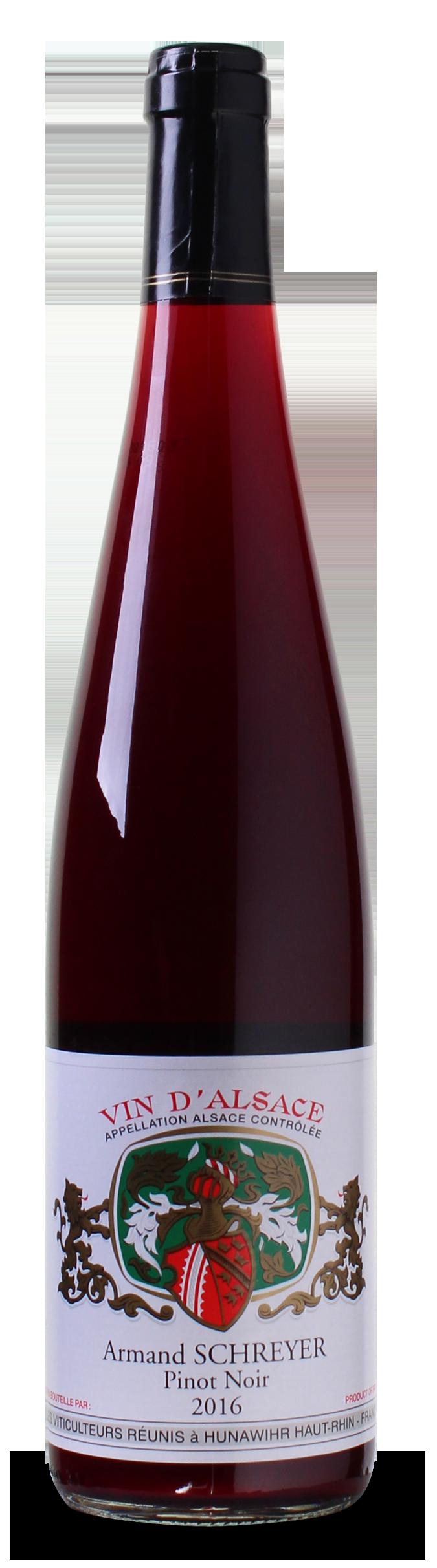 Afbeelding van Armand Schreyer Pinot Noir Alsace AOC