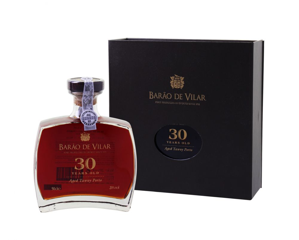 Barao de Vilar 30 Years old Port (1 fles)