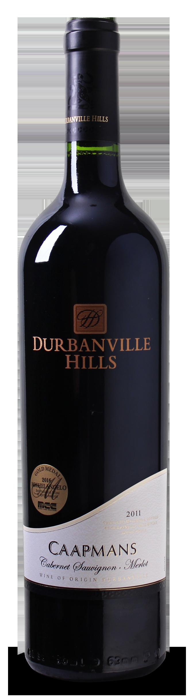Durbanville Hills Caapmans Cabernet Sauvignon-Merlot WO Durbanville
