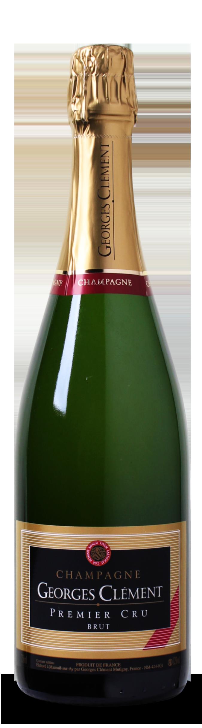 Georges Clement Champagne AC 1er Cru Brut