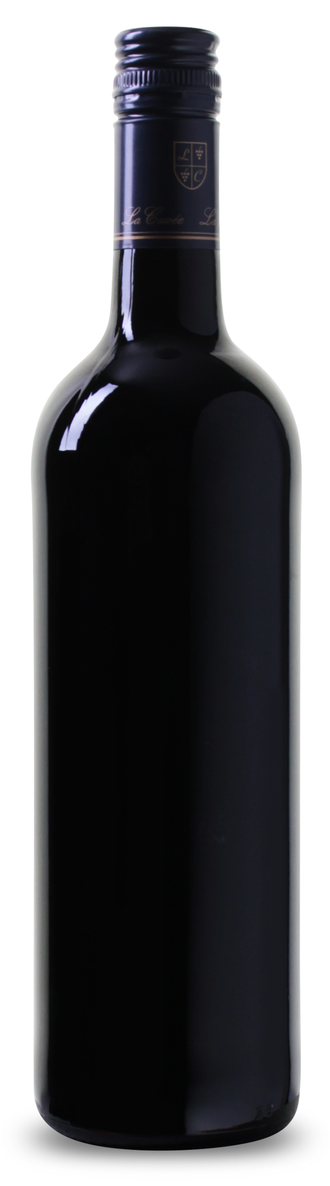 La Cuvée Grenache Syrah Rouge (Only Backlabel)