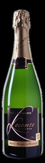 Lecomte Père et Fils - Champagne Brut Blanc de Blancs AOP