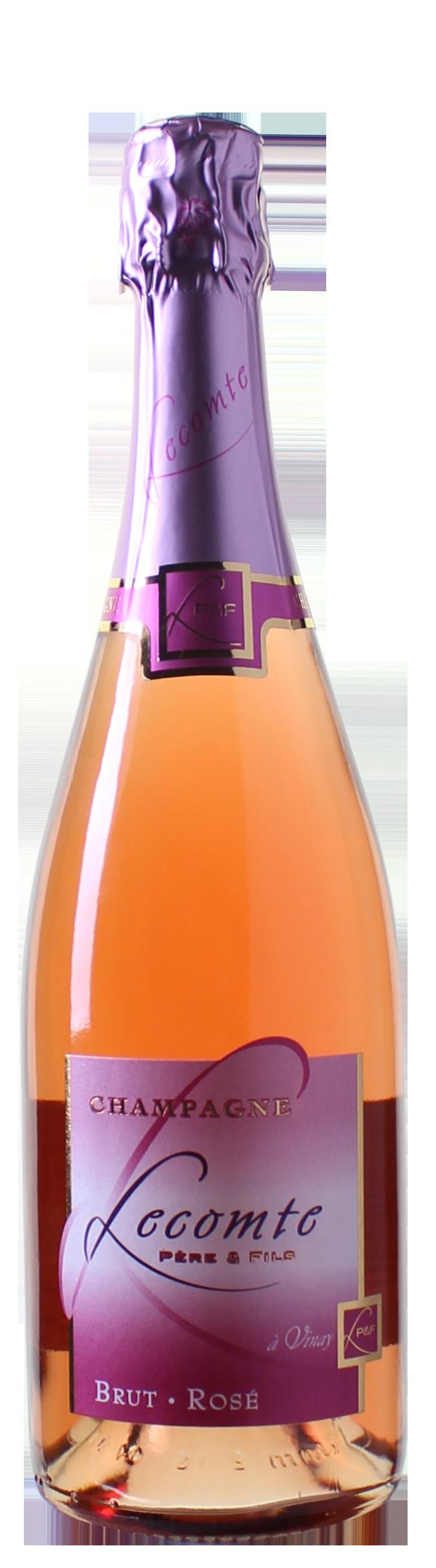 Afbeelding van Lecomte Père et Fils Champagne Brut Rosé