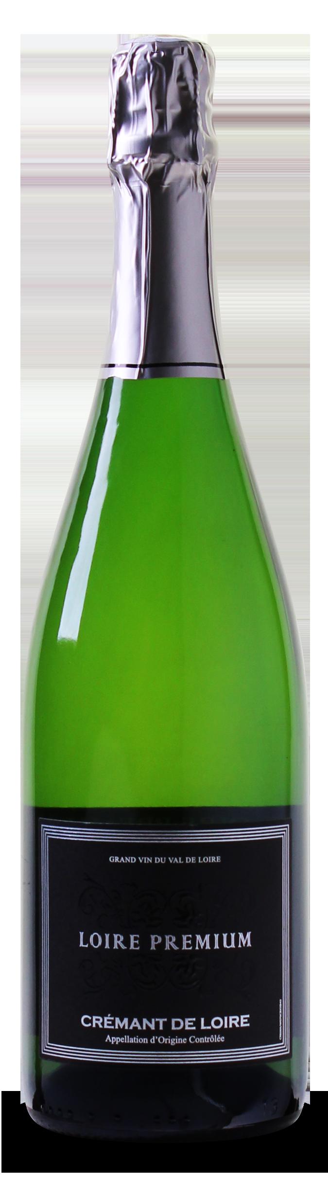 Loire Premium - Crémant de Loire AOC Blanc Brut