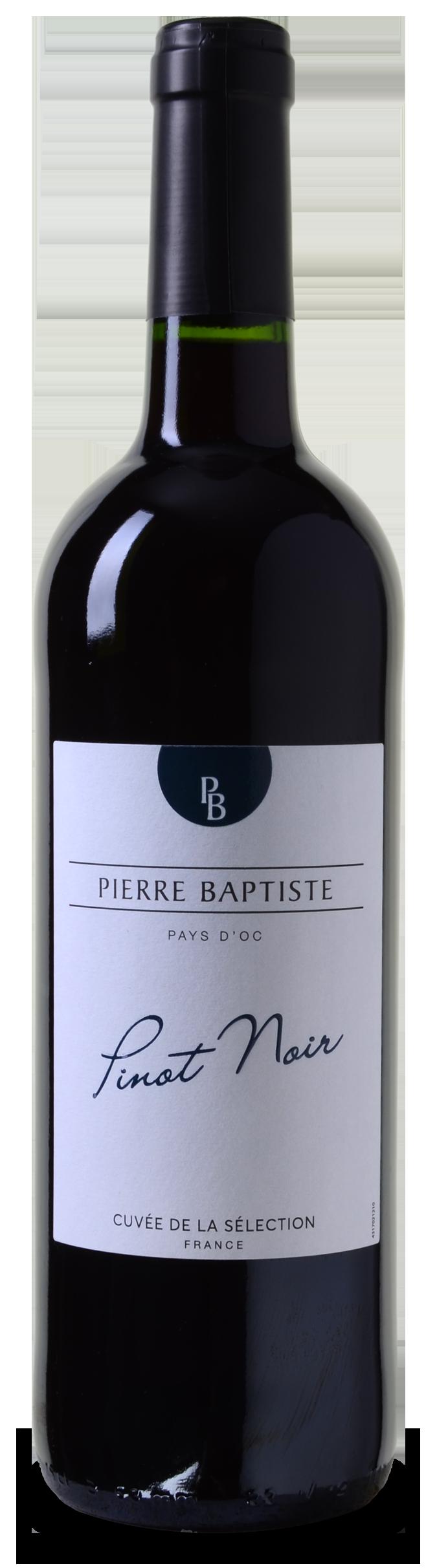 Pierre Baptiste Pinot Noir Cuvée de la Sélection Pays d'Oc
