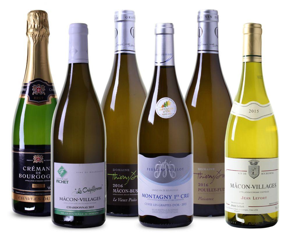 Wijnpakket Bourgogne