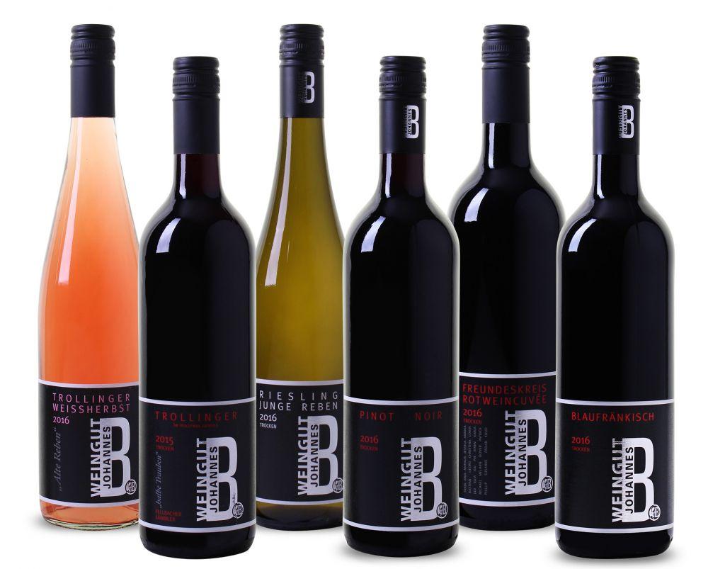Wijnpakket Weingut Johannes B