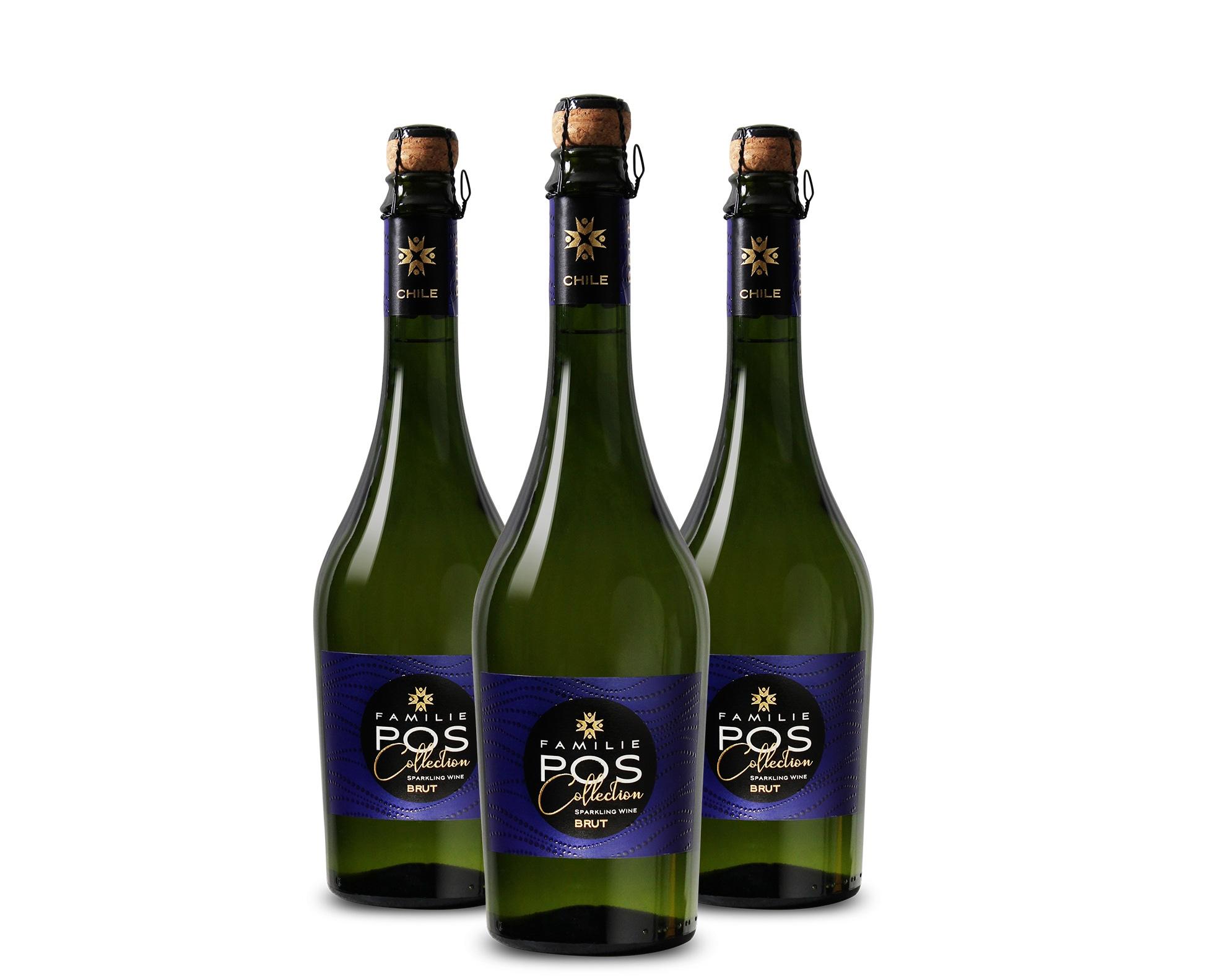 Familie Pos Sparklin Wine Brut
