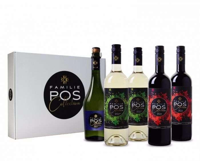 Wijnpakket Familie Pos Collection