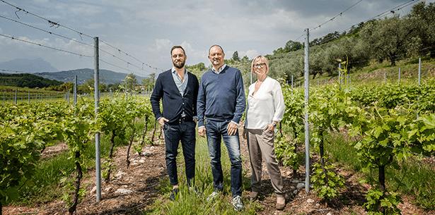 Wijnverhaal Tenuta valleselle soave 2