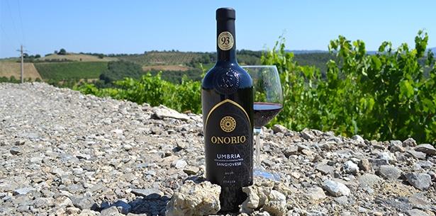 Wijnverhaal Onorio - 1