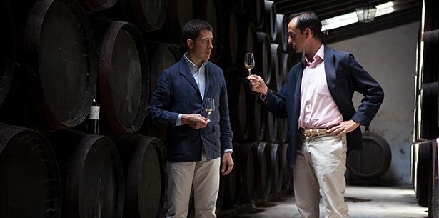 Wijnverhaal Pedro Ximenez Sherry 1