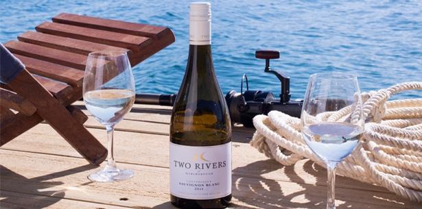 Wijnverhaal Two Rivers Convergence Sauvignon Blanc - 2