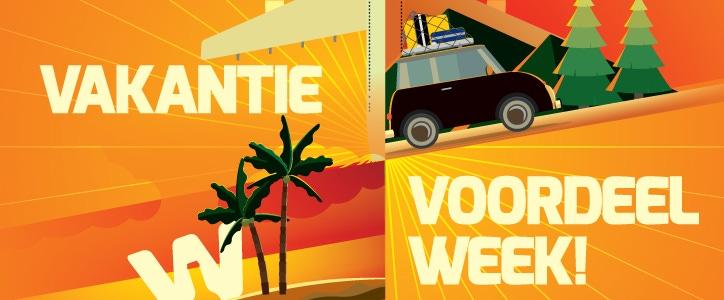 Vakantievoordeelweek