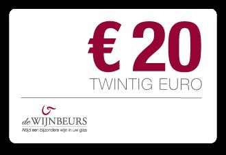 20 euro wijncheque | Golf Magazine