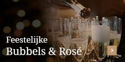 Feestelijke Bubbels & Rosé