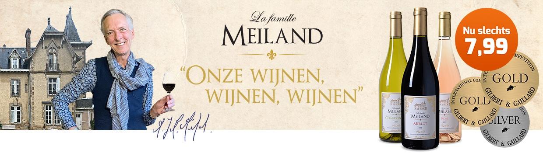 Familie Meiland wijnen