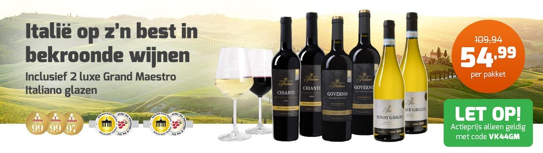 Grand Maestro Italiano pakket