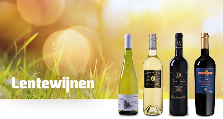 lente wijn