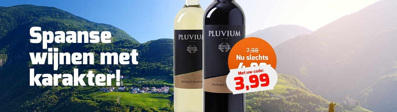 Spaanse prachtwijnen voor de helft van de prijs