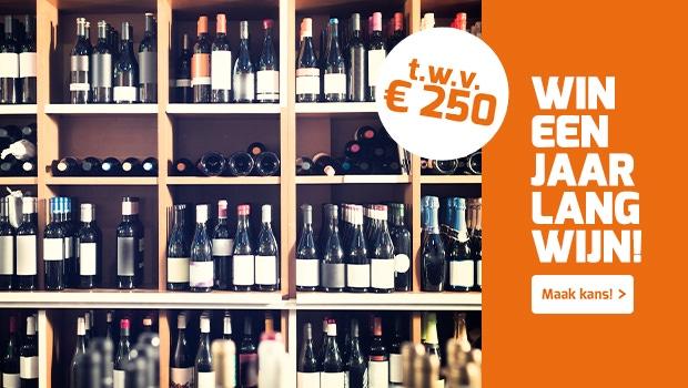 jaar lang wijn