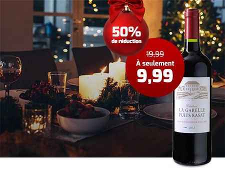 Le vin d'accompagnement parfait !