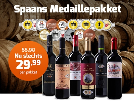 Spaans Medaillepakket