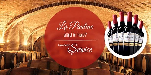 Wijnverhaal La Pauline Platine Rood - 1
