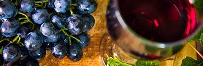 Zoete rode wijn